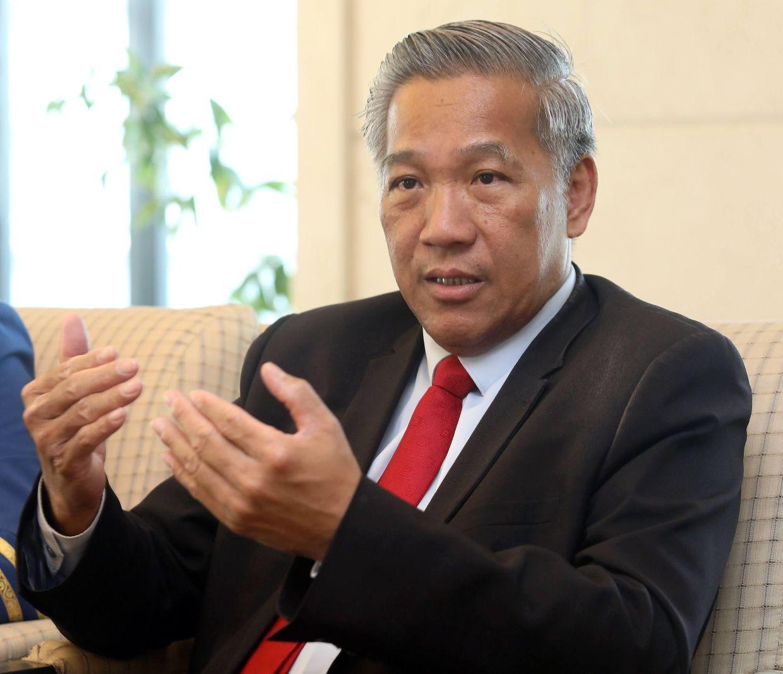 Datuk Michael Kang
