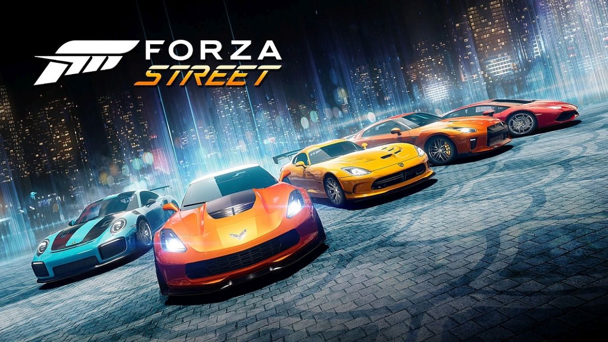 Xbox showcases Forza Street Mobile, Gears Of War Tactics among ...