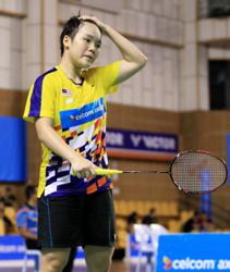 Olympics delay no blessing for Jin Wei and Kisona