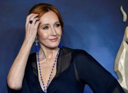 Harry Potter creator J.K. Rowling 'had symptoms' of Covid-19, but has recovered