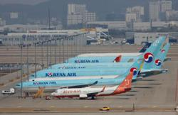 Korean Air puts 70 per cent of staff on leave