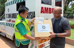 St John Ambulance mobilises resources to fight coronavirus