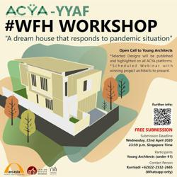 Call for entries: Design a dream house that responds to pandemic situations
