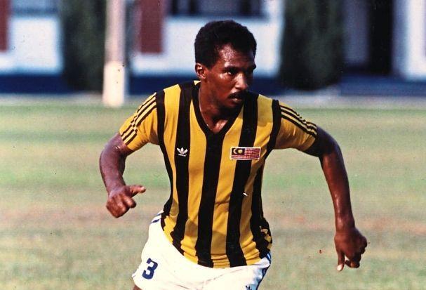 Football: Former international Zainal in seventh heaven | The Star