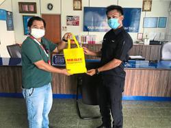 Mr D.I.Y. Donates 300,000 face masks