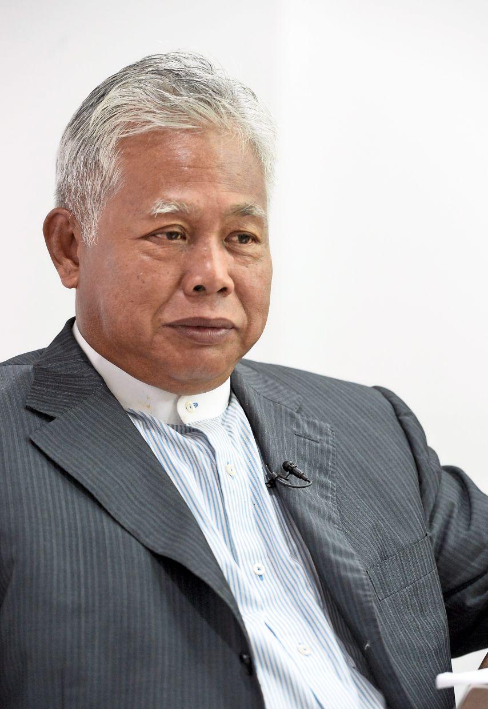 Malaysian Employers Federation executive director Datuk Shamsuddin Bardan.