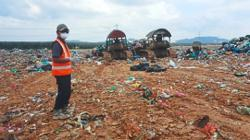 Marked drop in waste sent to landfills
