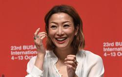 Sammi Cheng shares 'lasting' eyeline secret