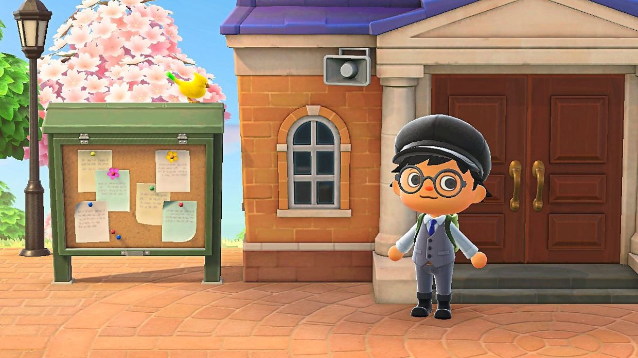 I love how I look like a dapper gentleman in the video game, while in real life I'm typing this article in my pyjamas.