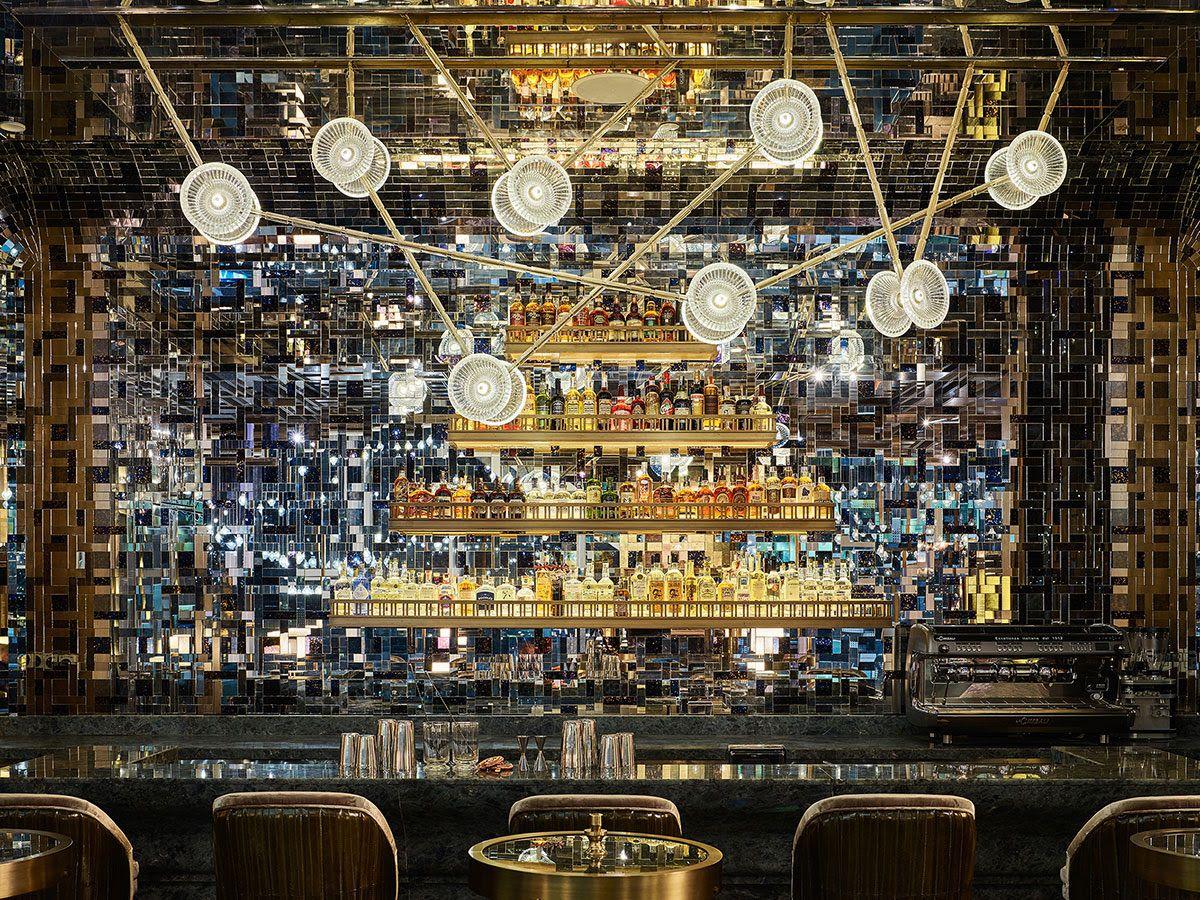 Bar Trigona was named Bar Of The Year in last year's The Bar Awards.