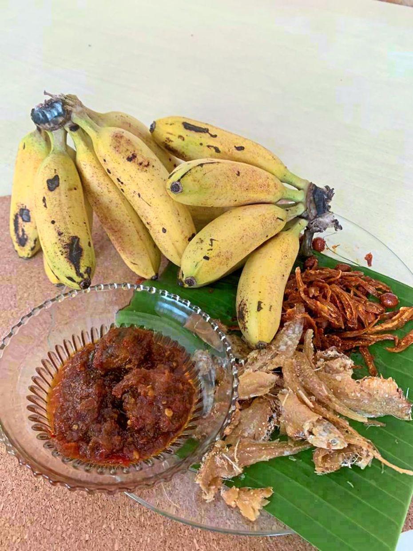 Tunku Nazihah is a huge fan of cili padi and salted fish. — TUNKU NAZIHAH
