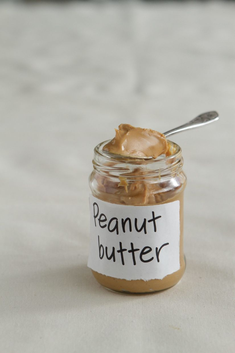 Meera says peanut butter is one of the comfort foods that she likes to have around during the MCO. — Filepic