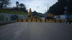 MCO: Road closure and more roadblocks in Port Dickson