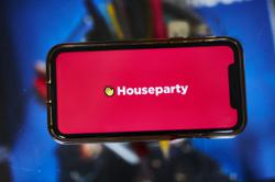Covid-19: Houseparty vies with Zoom to be homebound chatters' app of choice