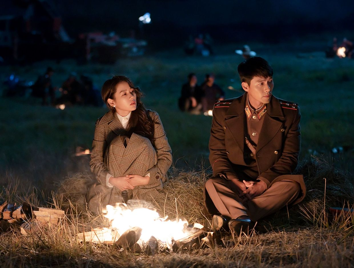 Son Ye-jin and Hyun Bin have great on-screen chemistry.