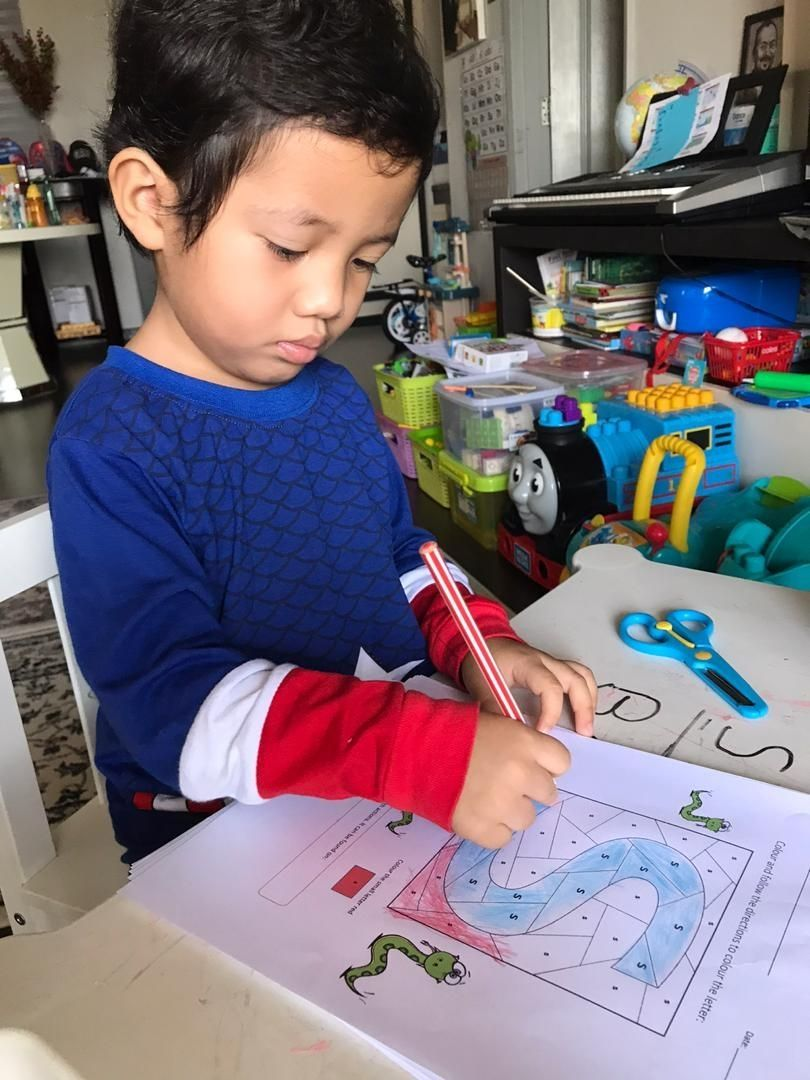 Keeran wanted to know why he could n longer go to school or visit his family during the weekends. Photo: Nepie Villa