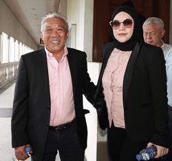 Bung Moktar, Zizie Ezette corruption trial to resume on April 29
