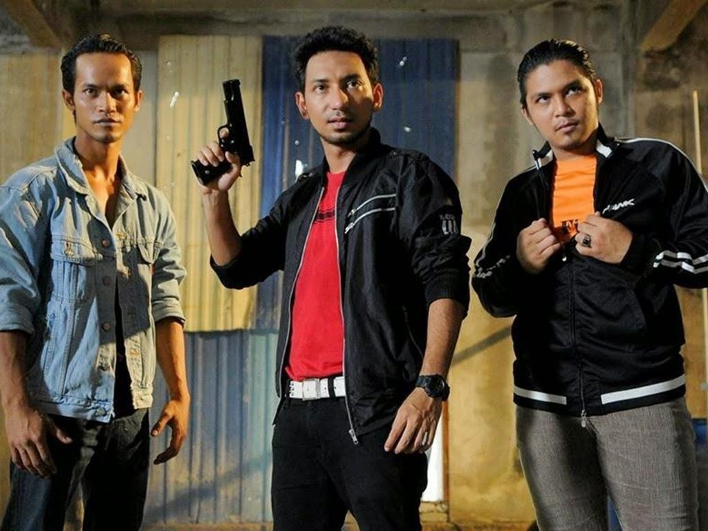 The third film in 'Abang Long Fadil' franchise was scheduled to be out later this year. It is now postponed. Photo: Astro Shaw