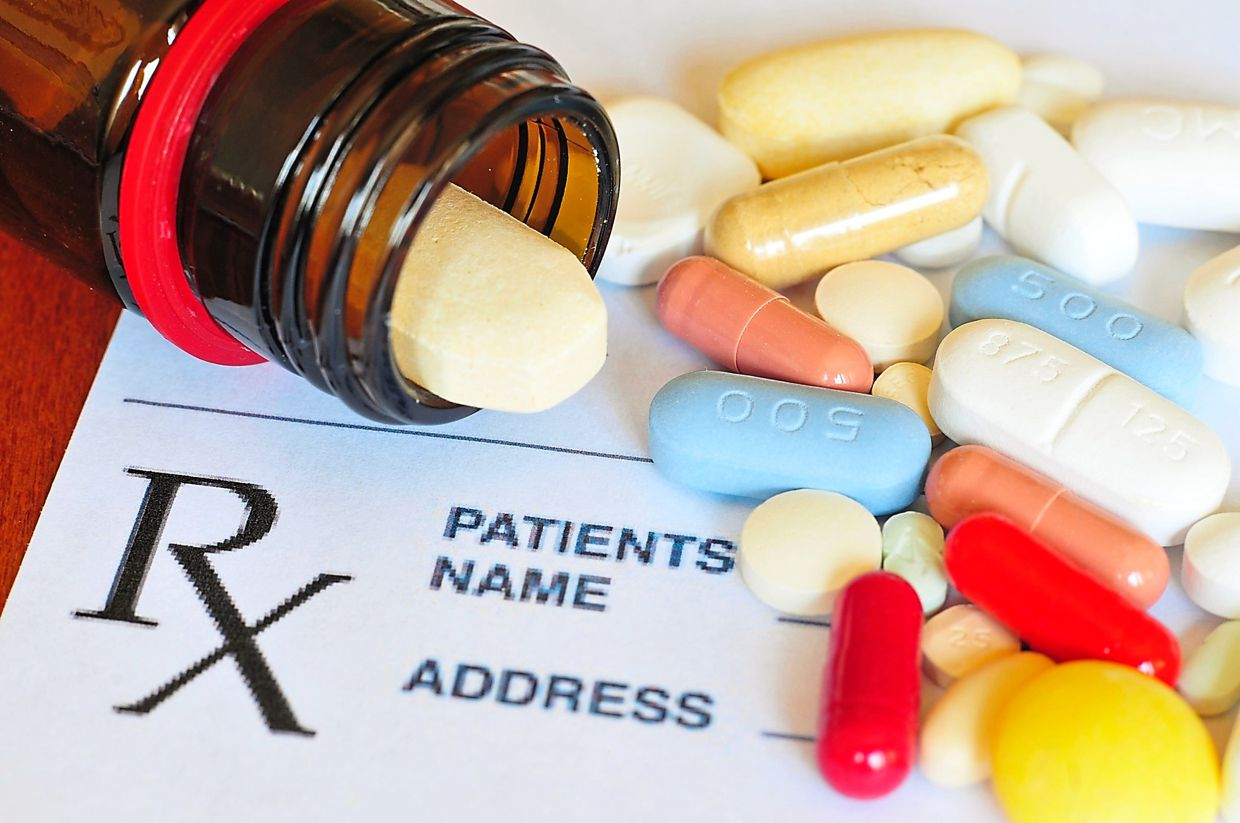 A course of antibiotics is a common treatment for mild cases of pneumonia. — TNS