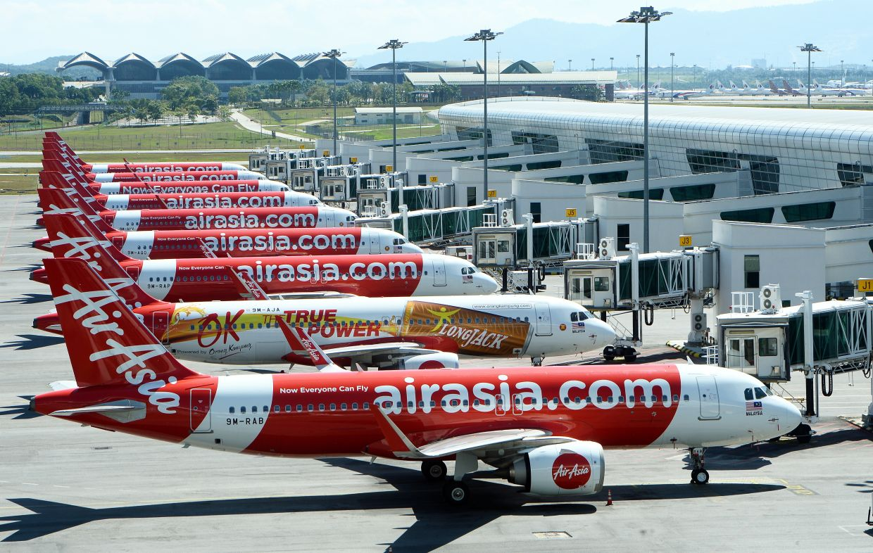 AirAsia set to resume flights by April 29 | The Star Online
