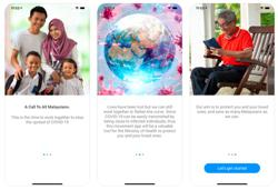 MCMC launches contact tracing app: Gerak Malaysia (update: not approved by Mosti)
