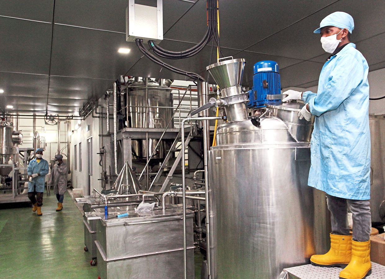 Good foundation: Ng believes Bio-Nutricia will survive the current challenging period as the industry slowly stabilises.