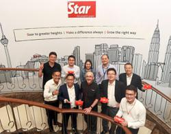 SMG and dimsum entertainment partner up with Huawei
