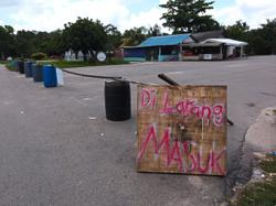 Jakoa: Orang Asli told to abide by MCO and prevent spread of virus