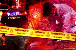 Sibu man, high on drugs, walks into police station with meat cleaver