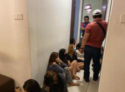 MCO: Drug party raided in Setapak
