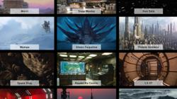 Use the Force – or free Star Wars wallpapers – in video calls