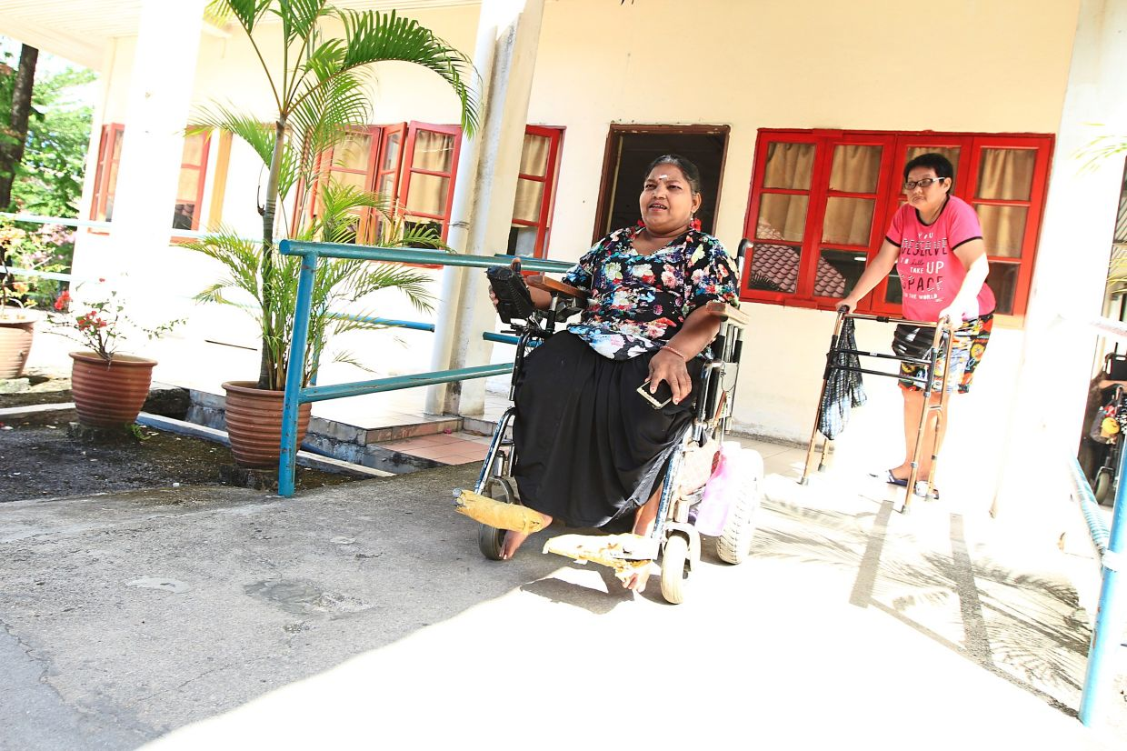 Selangor Cheshire Home faces the challenge of finding young caregivers for its ageing residents, some of whom are disabled.