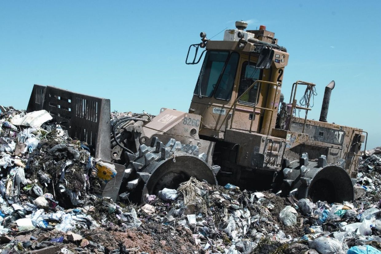 Although household waste has increased, commercial and industrial waste has decreased because businesses and factories are temporarily closed during the MCO.