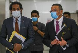 KJ: Three ministries working together to ensure M'sia gets 'first-mover' advantage for Covid-19 vaccines