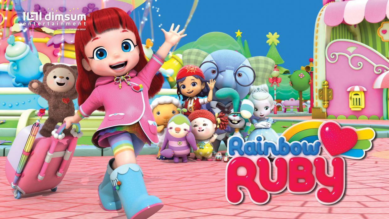 Rainbow Ruby. Photo: dimsum entertainment