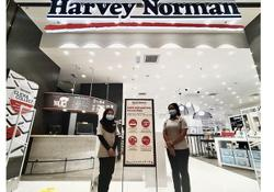 14 Harvey Norman stores are now open