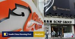 HK flagship newspaper cuts management pay, puts staff on unpaid leave