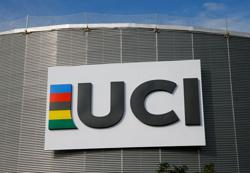 Cycling's UCI signs up to U.N. Climate Action framework on Earth Day
