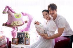 Hong Kong actress Tavia Yeung gives birth to baby girl