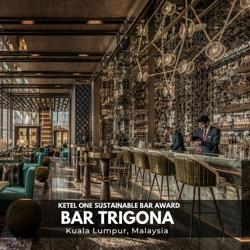 Malaysia's Bar Trigona named Asia's most sustainable bar for second year running