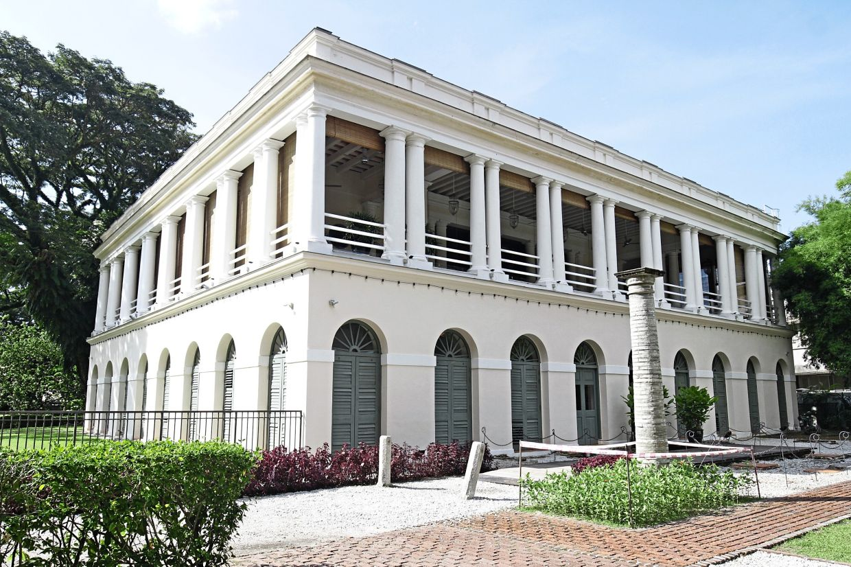 The Suffolk House in Penang also received an Award of Distinction in the 2008 edition of the awards. Photos: Filepic