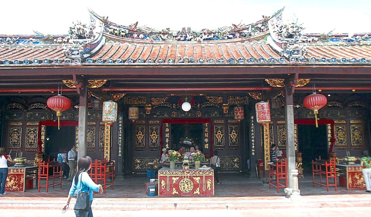 In 2002, the Cheng Hoon Teng Temple in Melaka received an Award of Merit in the same Unesco awards.