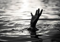 Seven-year-old boy feared drowned while bathing in river with grandparents