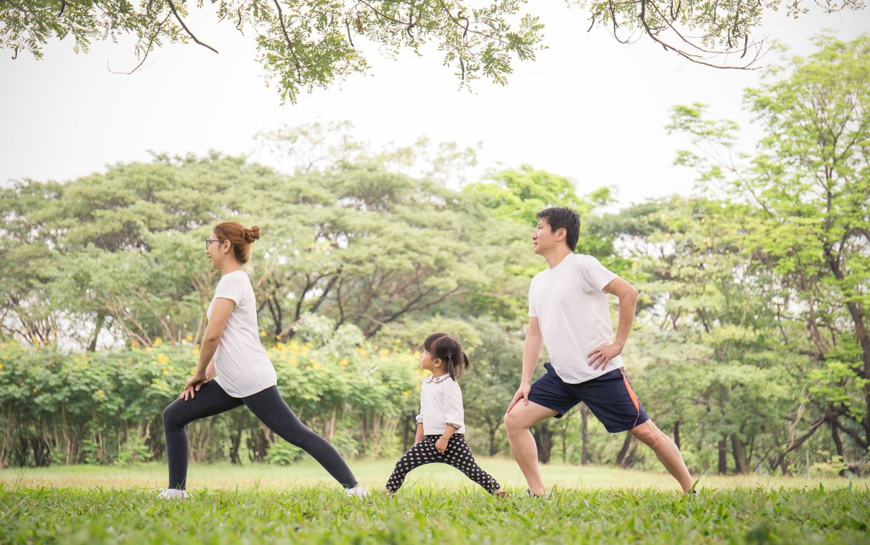 Leading a healthier lifestyle being more physically active eating cleaner and supplementing the body with fortified foods helps strengthen the immune system. Photo Optixanthin Healthcare