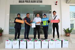 Mall in Alor Setar grateful to dedicated frontliners