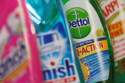 Household products makers alarmed over Trump's Covid-19 proposal