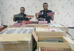 Police bust illegal cigarette syndicate in Cameron Highlands