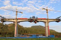 Chinese engineering firm fully resumes construction of China-Laos railway