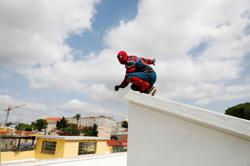 Lisbon celebrates unsung 'superheroes' keeping city running under lockdown