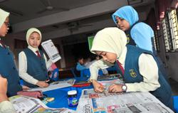 The newspaper and 21st century learning